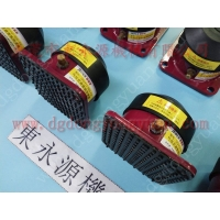 气压式避震器 避震器,试验设备减震缓冲垫,找东永源