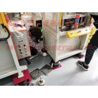 昆山楼上机器减振垫,气压式机械防震垫铁,找东永源