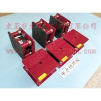 精密仪器减震器 隔震脚,模切机震动隔离胶垫,找东永源