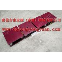 注塑机 防震器,皮革布料裁剪机脚垫,找东永源