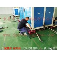 皮革机避振脚 避震垫,针刺机安装气垫减震器,找东永源