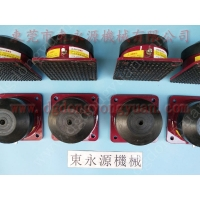 吸塑机避震器 防震脚,橡胶冲形机减振脚,找东永源