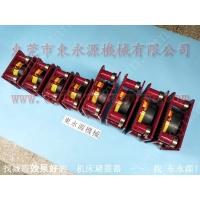 六楼机器防振脚 垫脚,冷却塔减振隔音垫,找东永源