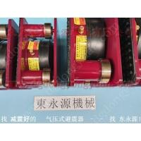 工业机械减震垫 隔振器,纸巾生产线减震垫,找东永源