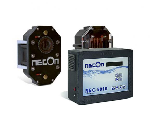 供應NECON安康銅銀離子水處理消毒設備