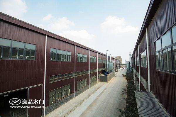 重庆逸品木门二期厂房