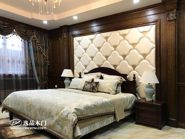 重庆逸品木门整装展示 卧室