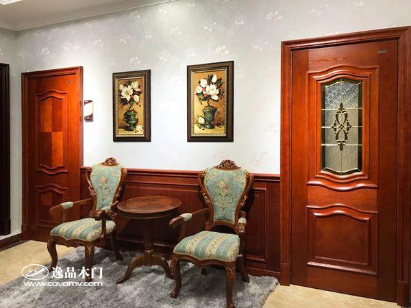 重庆逸品木门:新品木门展示区
