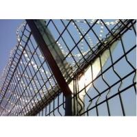 山东机场钢丝网围界专业生产线找博安