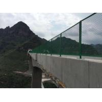 质优价廉金属桥梁防护栏网博安桥梁防抛网厂家批发供应
