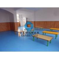 供应阿拉善盟幼儿园PVC地板