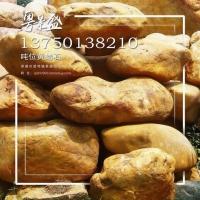 广东原产地销售假山石批发黄蜡石建造假山