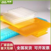 阳光板厂家-上海绿澳塔夫-PC阳光板工厂直销-10年质保