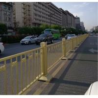 長安街黃金護欄 人行機動車道隔離欄