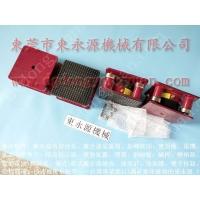 减震效果佳的 水平隔振空气弹簧,无纺布横切机防震脚找 东永源