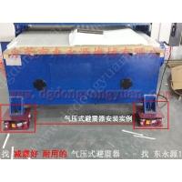 减震好耐用的 冲压机防振垫,液压摇臂裁断机减震气垫找 东永源