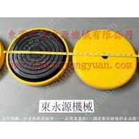 西青区 模切机专用橡胶避震器,晚宴包下料机减震器找 东永源