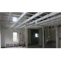 北京鋼結構閣樓加層制作