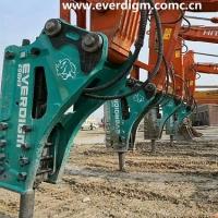 破碎锤 供应原装进口韩宇EVERDIGM破碎锤挖掘机适用矿石