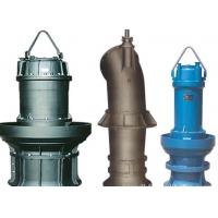 350-1600系列边立式轴流泵_水上抽水排水