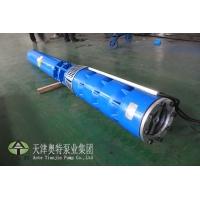 120度高温地热温泉泵-钢厂冷却水|地热井抽水-大型厂家