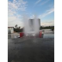 工地洗车机安装案例云南昆明建筑工地洗轮机安装效果