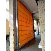 惠州市快速堆积门销售  安装在水泥厂车间大门