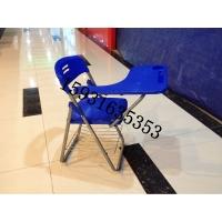河北省胜芳带写字板书框折叠椅,胜芳记录椅,胜芳培训椅