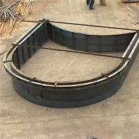 护坡钢模具 拱型骨架护坡模具加工