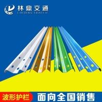 西藏高速公路护栏板 围墙栏杆 pvc栏杆