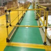 工业自闭安全门 弹簧自力门 KEE GATE托盘门组装式免焊