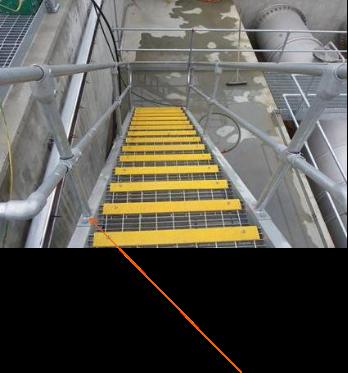 車間隔離護欄網 鋼梯及護欄扶手 防撞護欄 免焊接鍍鋅耐腐蝕