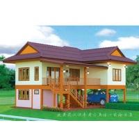东南亚-轻钢别墅