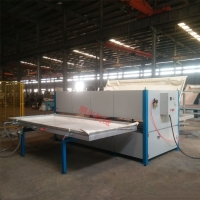 整体门扇木纹转印机 工作效率高 环保无污染