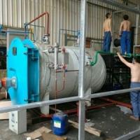 全自動燃油(氣)蒸汽(熱水)鍋爐