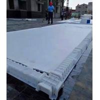 高铁车库防护虹吸排水收集系统 唐能包安装施工