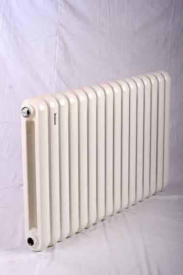 长春旭东暖气片 钢制暖气片 钢二柱 6030 旭冬散热器