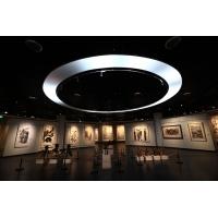 深圳沃田灯光设计照明案例之广西美术馆照明