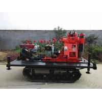 高速150型工程勘查鉆機   履帶式地質巖心鉆機