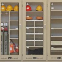 电力安全工具柜智能恒温柜移动式电工柜绝缘工具柜