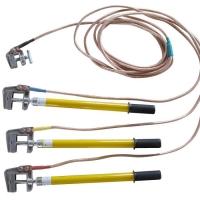 配电室专用、平口螺旋高压接地线