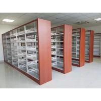 重庆优质书架 学校专用书架 钢制转印书架 价格
