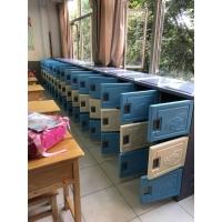 厂家供应重庆ABS塑料储物柜 学生书包柜 质量可靠