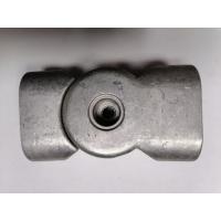 水平接头铝-红九州护栏配件