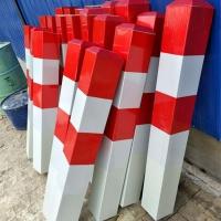 道口警示桩8红白道口警示桩8道口警示桩售后无忧