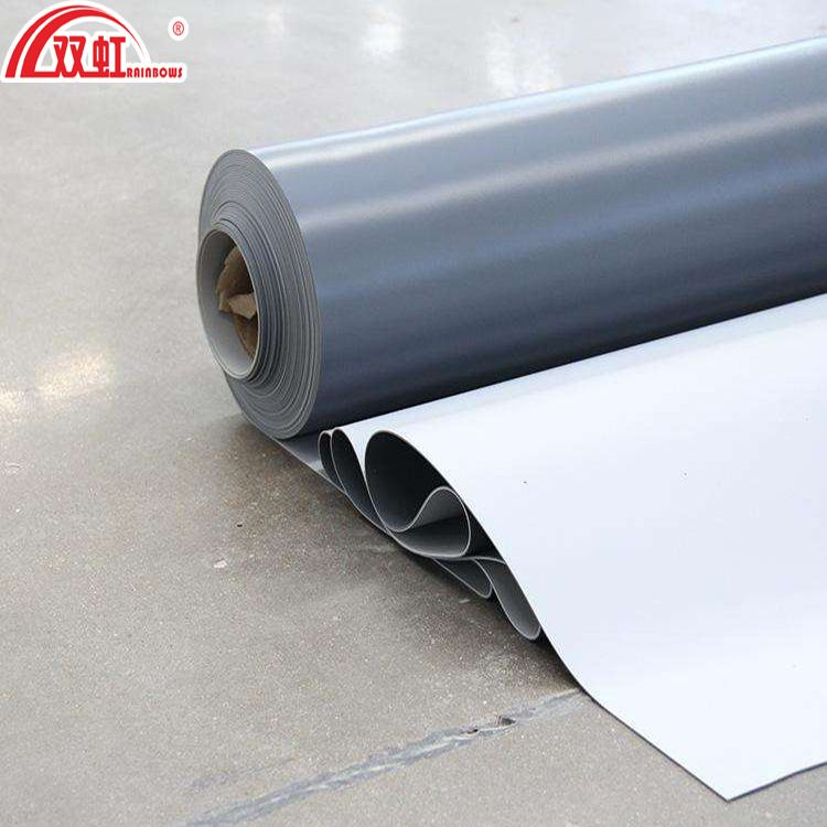 1.6mm自粘型熱塑性聚烯烴(TPO)防水卷材