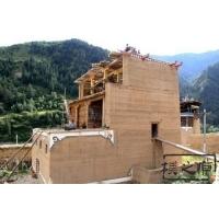 夯土墙制作工艺,夯土墙施工,朴之原