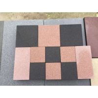 仿石材沙基海綿透水磚