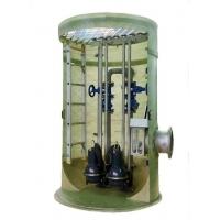 一体化泵站+进口泵站+高效率耐久污水泵站