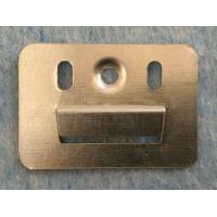 生态木卡片护墙板卡扣集成墙板扣件镀锌卡片不锈钢扣件卡片
